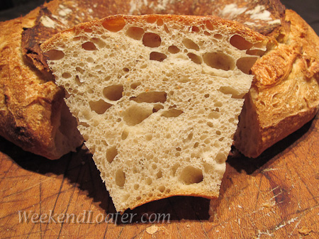Auvergne Crown-crumb