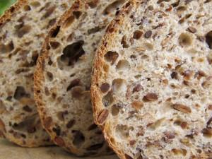 Pain au Levain aux grains mélangés